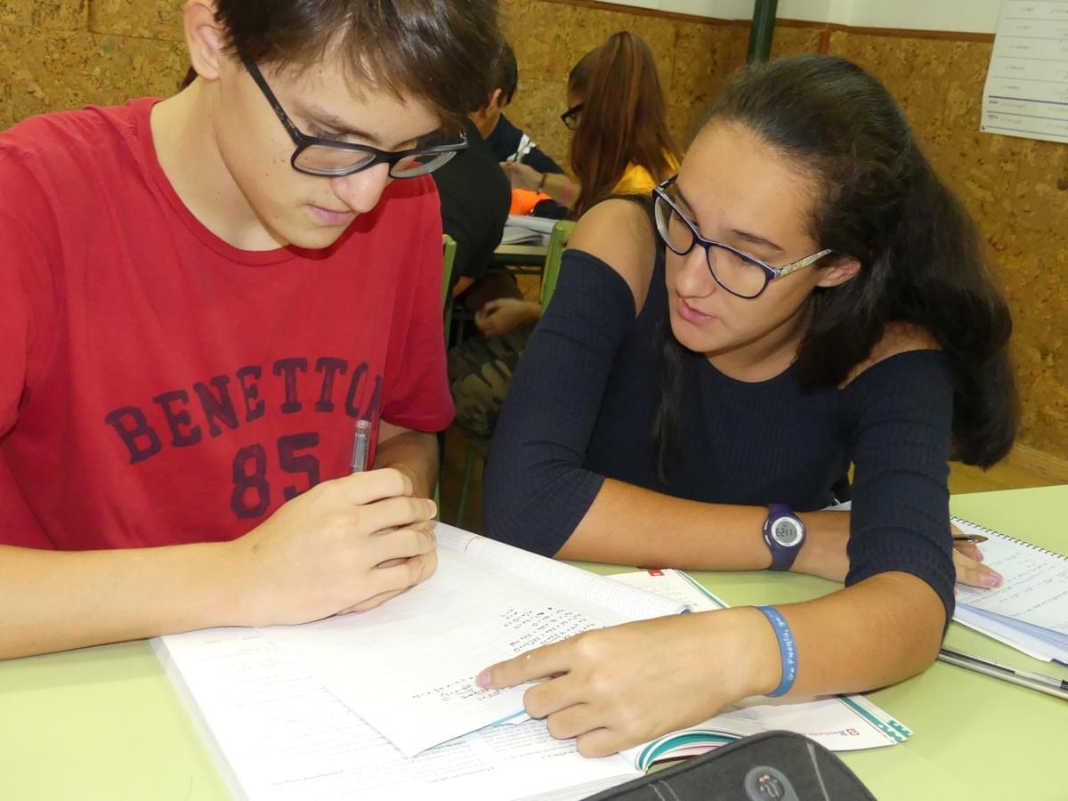 Bachillerato Rally Coach Aprendizaje Cooperativo